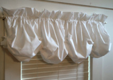 Baloon Valance Valance Window Treatment Cleaning provided by CFS
