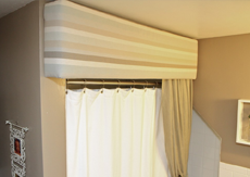 Cornice Board Window Treatment Cleaning provided by CFS